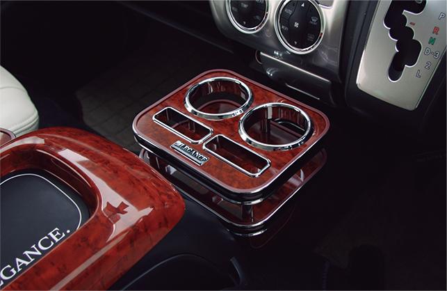 Interior CupHolder 200系ハイエース レガンス インテリアカップホルダー