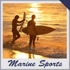 マリンスポーツ / サーフィン