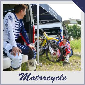 オフロードバイク / オンロードバイク